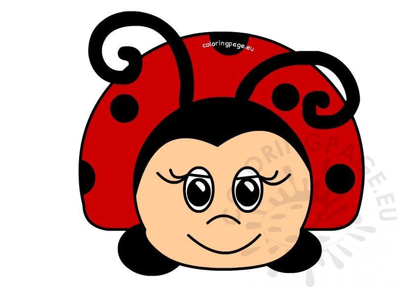 Lovely Ladybugs Large printable