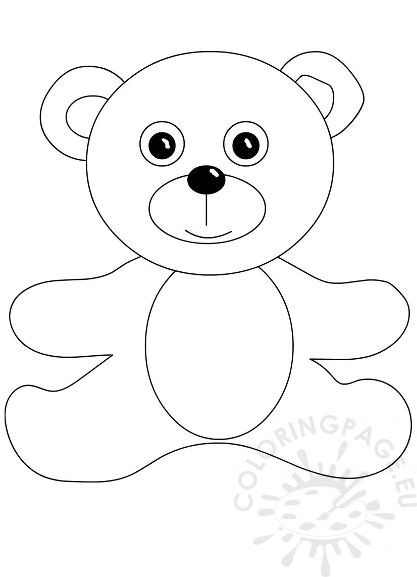 Fun Party Games to Play at a Teddy Bears Picnic |Teddy Bear Template