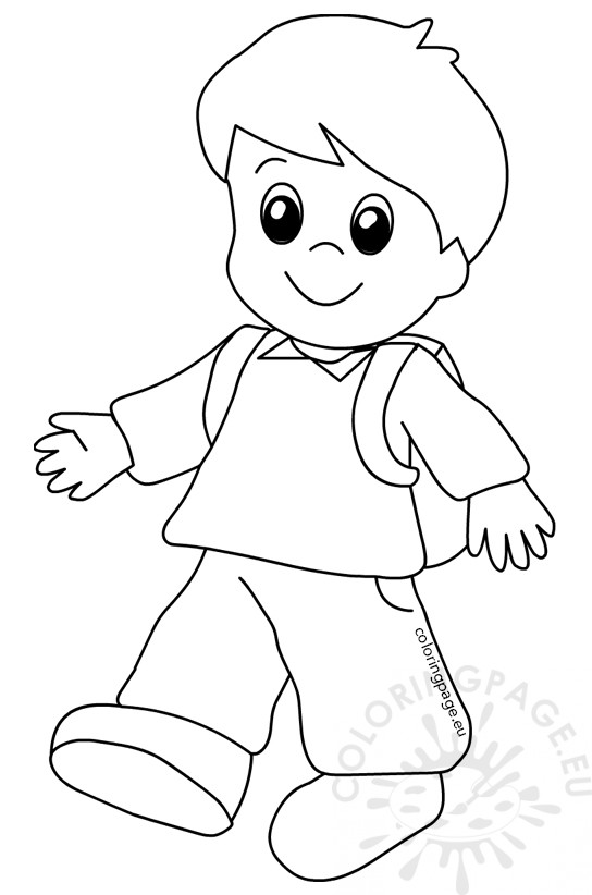 first day of fall coloring pages | First Day of School Coloring Pages for Kindergarten ...