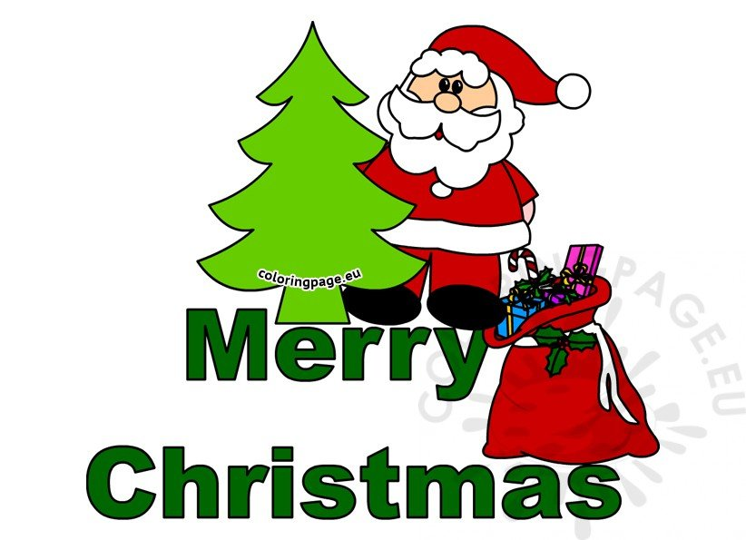 picture about Merry Christmas Letters Printable named Vibrant Merry Xmas letters printable Coloring Webpage