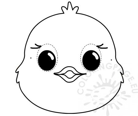 chick template